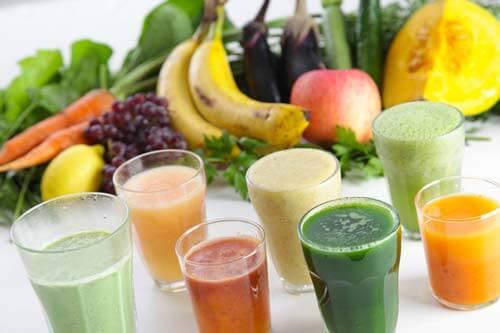 すっきりフルーツ青汁と果物は相性がいい